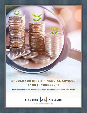LW eBook Cover - Should You Hire a Financial Advisor or Do It Yourself.