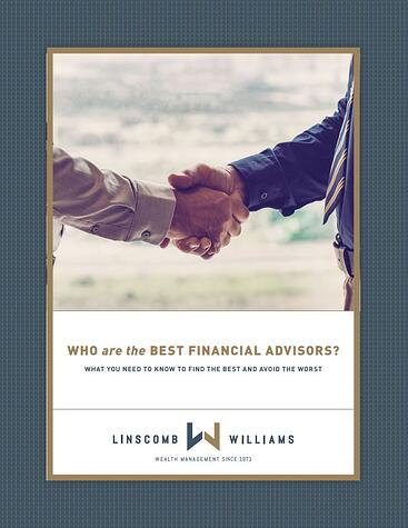 LW eBook Cover - Who are the Best Financial Advisors